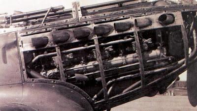 двигатель ВК 107