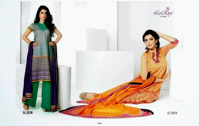 Floral Elegance Style Lawn Collection