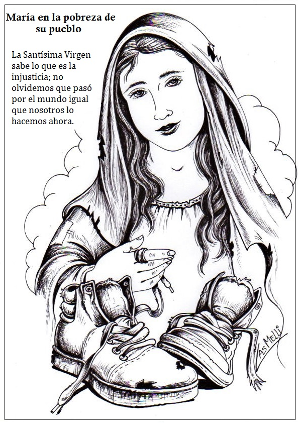 La Catequesis (El blog de Sandra): Recursos Catequesis: La Virgen ...