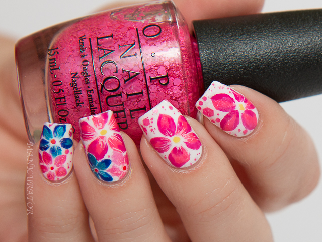 OPI-Brights-Summer-2015-Reverse-Stamp-Flower-Nail-Art