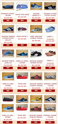 Sepatu Murah Online | Product Review dan Optimasi Social