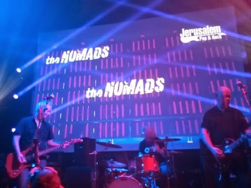 THE NOMADS - CONCIERTO VALENCIA JERUSALEM CLUB 22-11-14 3