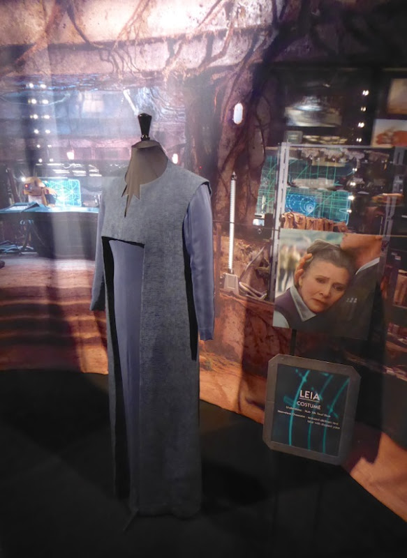 Star Wars Force Awakens Leia costume