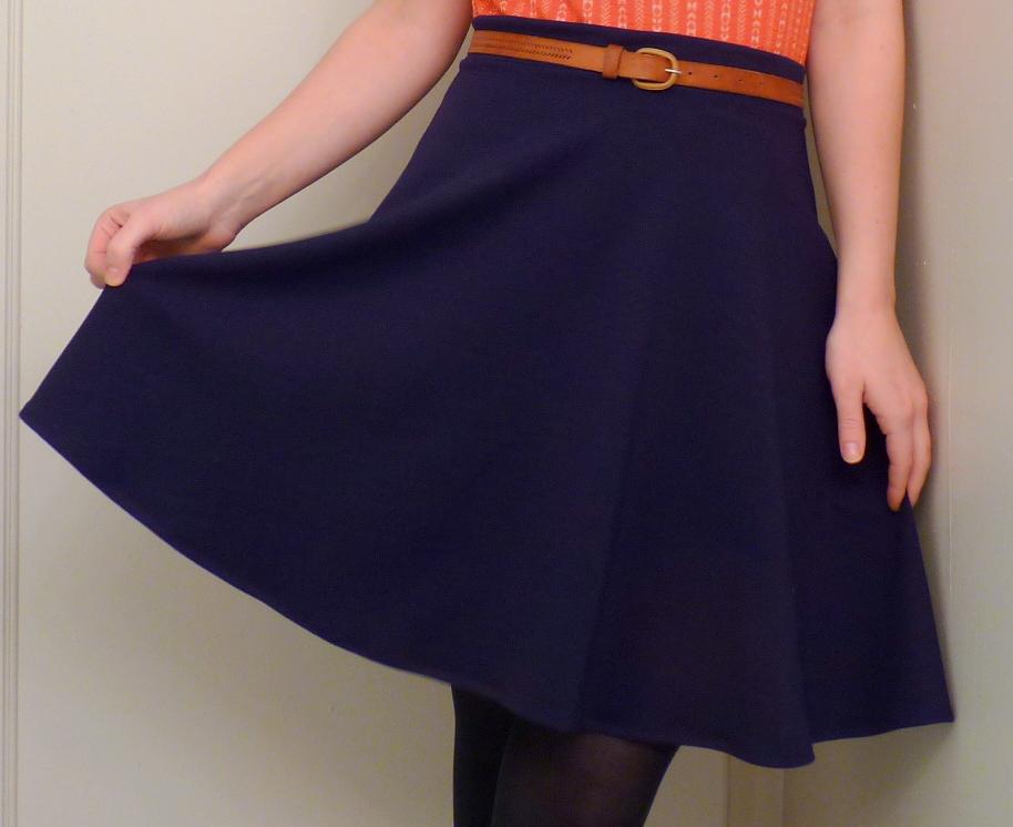 Semi Circle Skirt 110