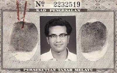 kad%2Bpengenalan%2B4 Sejarah Kad Pengenalan Malaysia