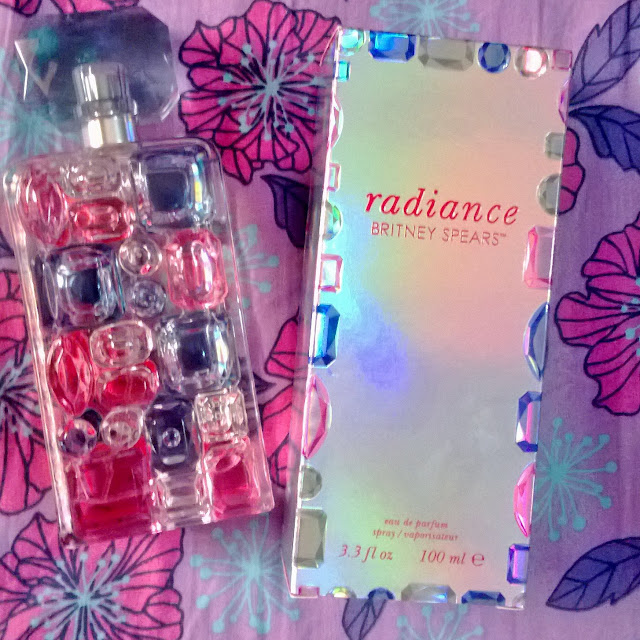 Radiance by Britney Spears EDP Review
