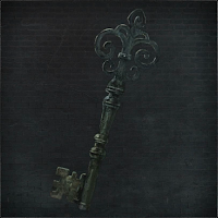 Upper Cathedral Key