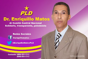 DR. ENRIQUILLO MATOS AL CC DEL PLD V.285