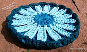 Prato Flor Azul