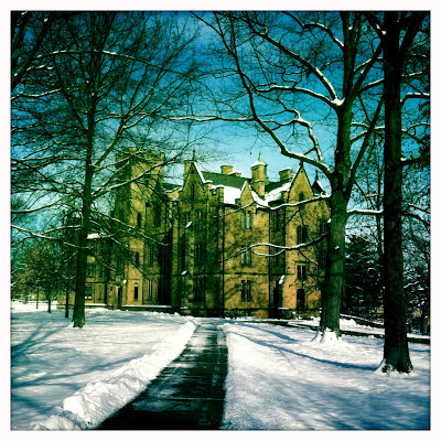 Kenyon College in Gambier, Ohio