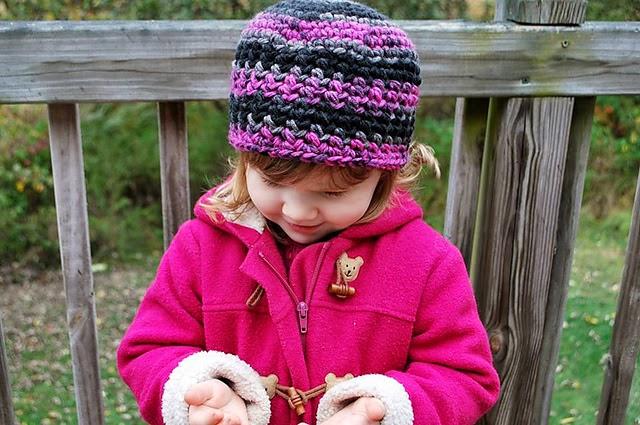 Dream Weaver Beanie Free Crochet Pattern