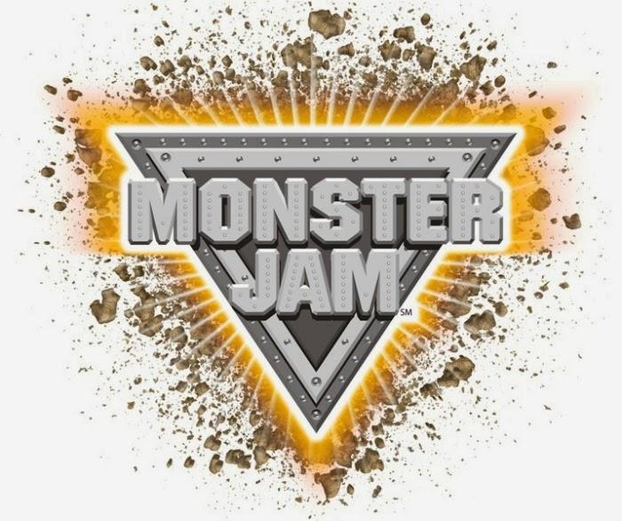 Monster Jam logo -- livingmividaloca.com