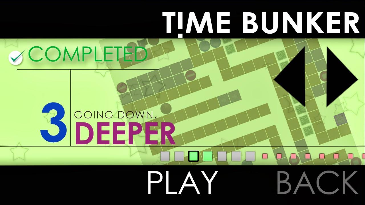 TIME BUNKER (DEEP LOGIC) v1.4
