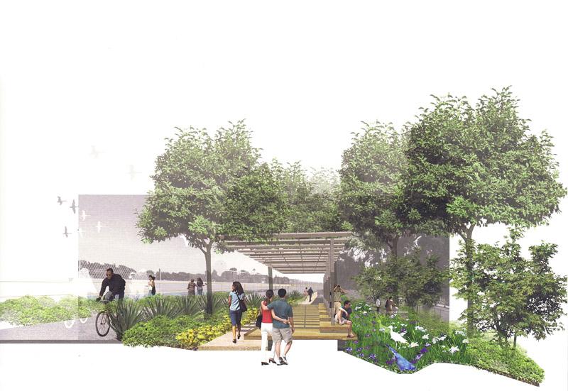 Landscape+Urbanism Reading List Landscape Infrastructure Case Studies By SWA