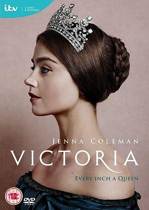 Vitória - A Vida de uma Rainha 3ª Temporada Legendada Séries Torrent Download capa