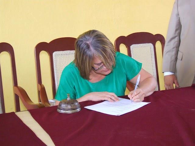 Vice alcaldesa de Cotuí renuncia al cargo
