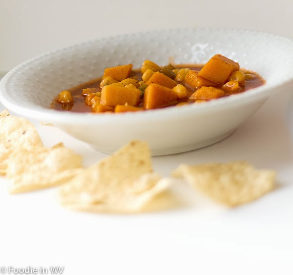 Butternut Squash Posole Food Network Magazine September 2013