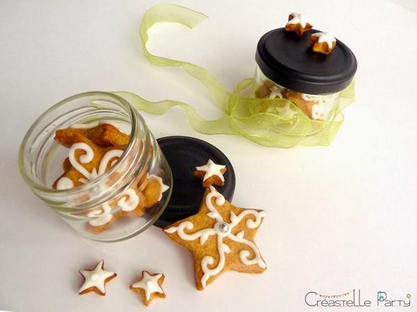 biscuits en pain d'épice - Gingerbread cookies