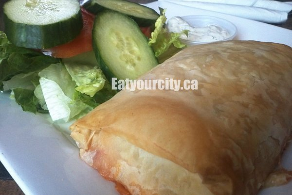 Eat Your City: Vi's for Pies Edmonton, AB - Chicken pot pie, chicken ...