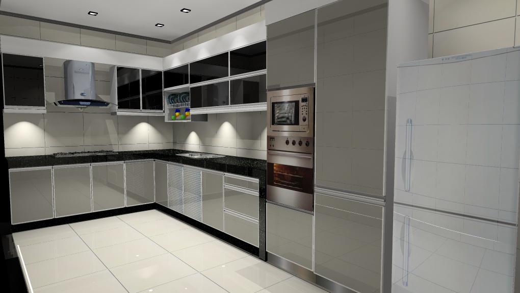 Kitchen Cabinet Murah Part 1