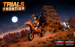 Mod Game Trials Frontier