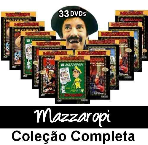 Coleção Filmes Mazzaropi Nacional
