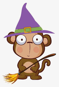 Witchy Monkey!