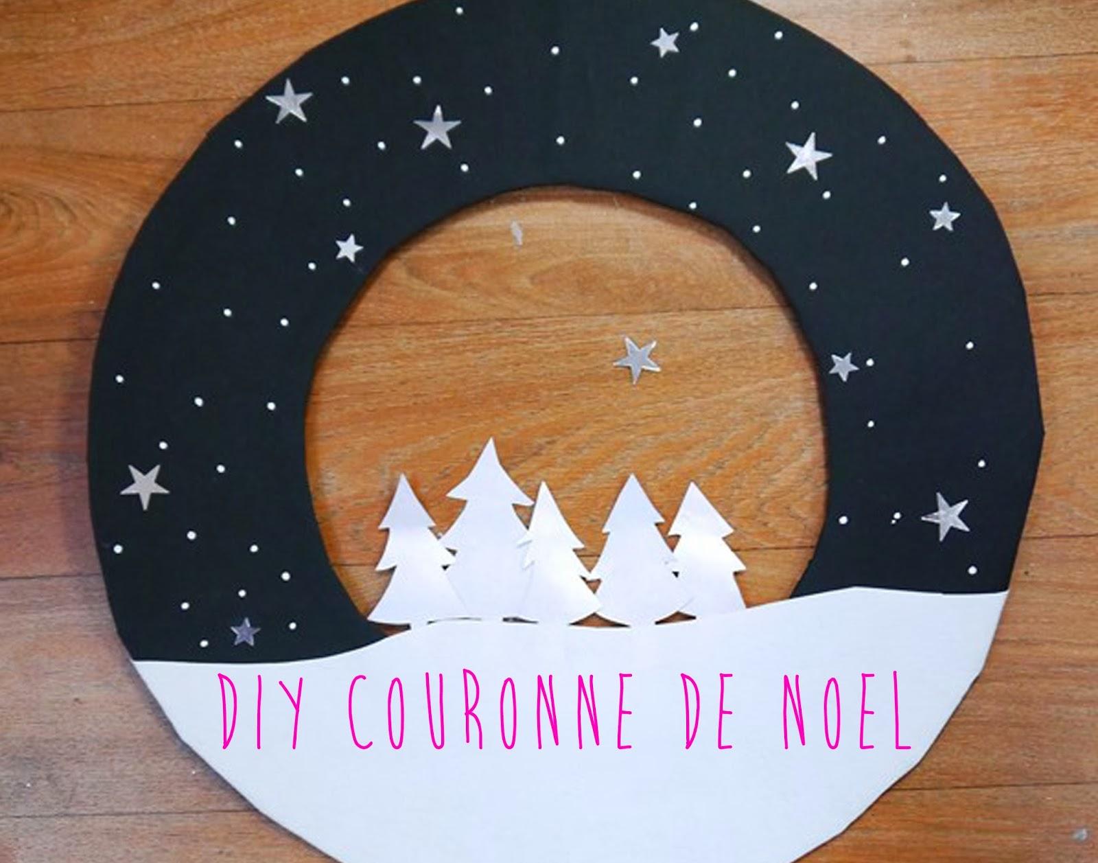 So sooo cute d cembre 2013 - Fabrication couronne de noel ...