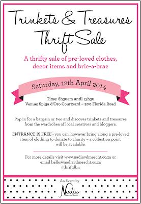 http://www.nadiavdmescht.co.za/2014/03/thrift-sale-12-april-2014.html