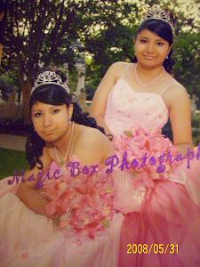 Twins Mayra & Saira