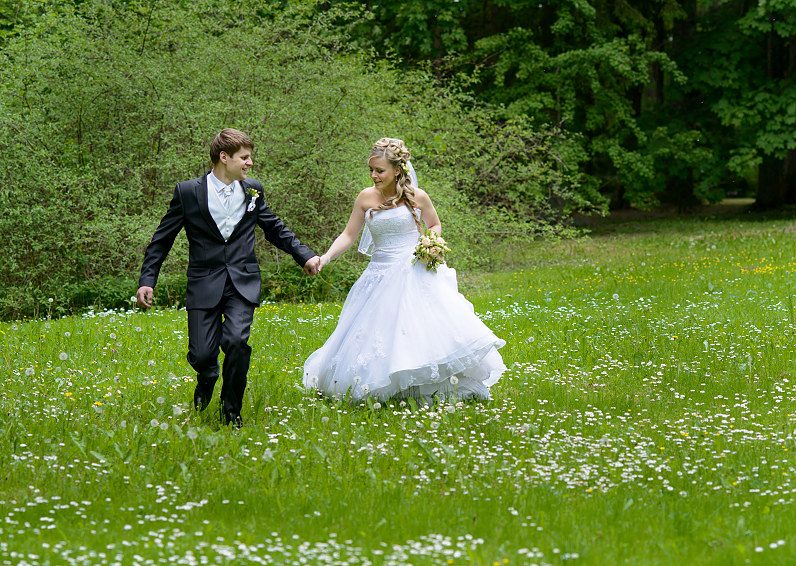pavasarinė vestuvių fotosesija