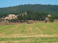 El mas Martorell i l'ermita de Santa Magdalena de Bell-lloc