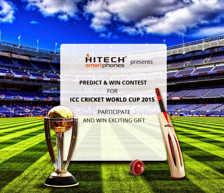 Predict the worldcup winner and win prize from Hitech Mobiles : BuyToEarn