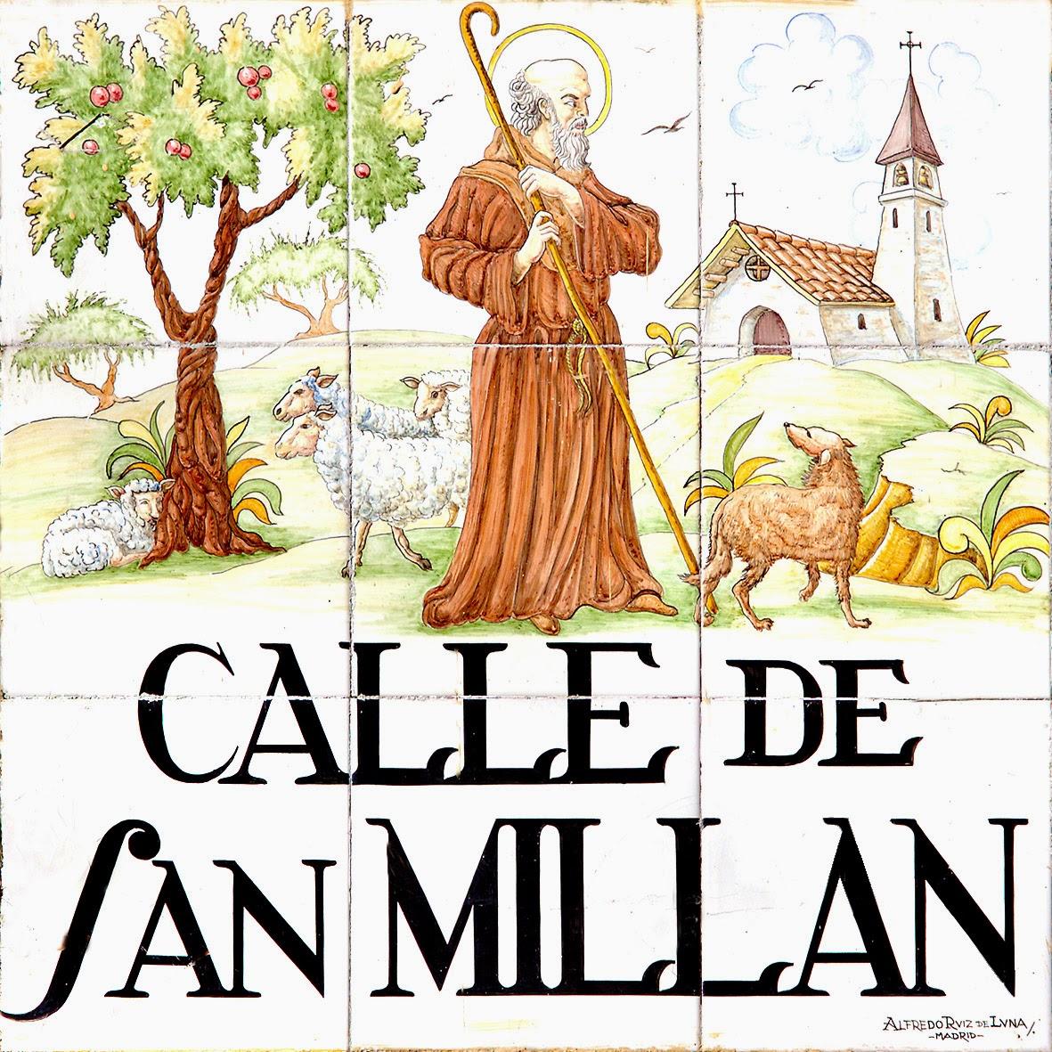 Calle de San Millán