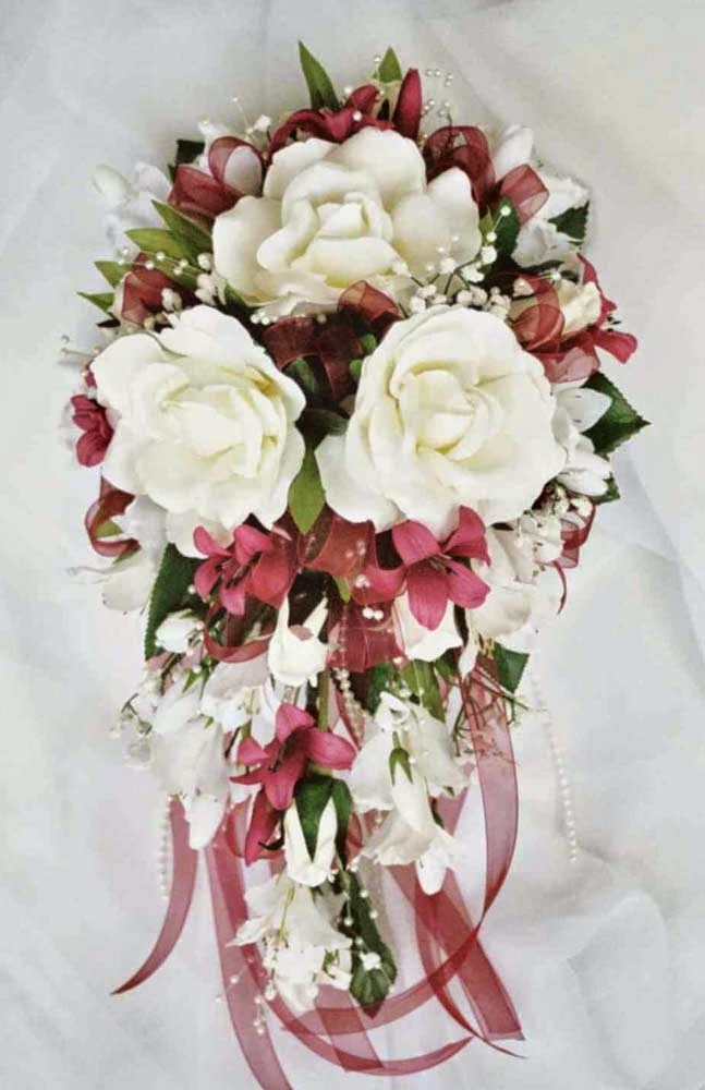 White Wedding Flower Ideas For August Design Images hd