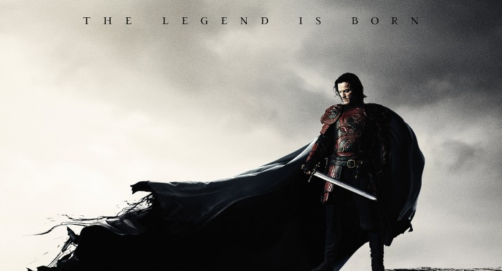 movies dracula untold promotional poster
