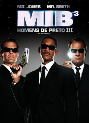 Filme Poster MIB³ – Homens de Preto 3 R5 XviD Dual Audio & RMVB Dublado