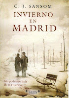 Invierno en Madrid, C. J. Sansom