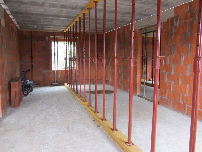 construire une maison rt2012 zone sismicit mod r e r alisation dalle des combles b tir sa. Black Bedroom Furniture Sets. Home Design Ideas