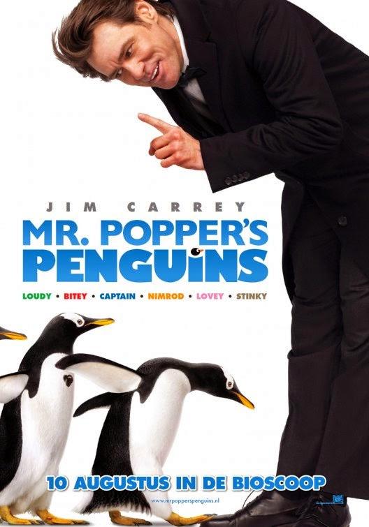 Mr. Popper's Penguins (2011) ταινιες online seires xrysoi greek subs
