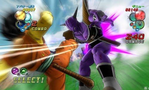 Juego Dragon Ball Z Ultimate Tenkaichi para PSP!?