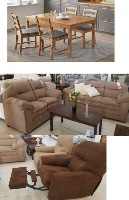 e3bf876de9 We have a very Comfortable Sofa set and Ikea Dinning Table with a chair of  4(Wood) with good price. Jokkmokk Dining Table