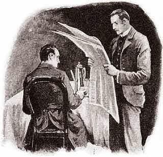 sherlock holmes, arthur conan doyle, derechos autor, dominio público, dr watson, el zorro con gafas