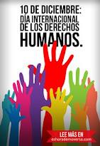 DIA DE LOS DERECHOS HUMANOS