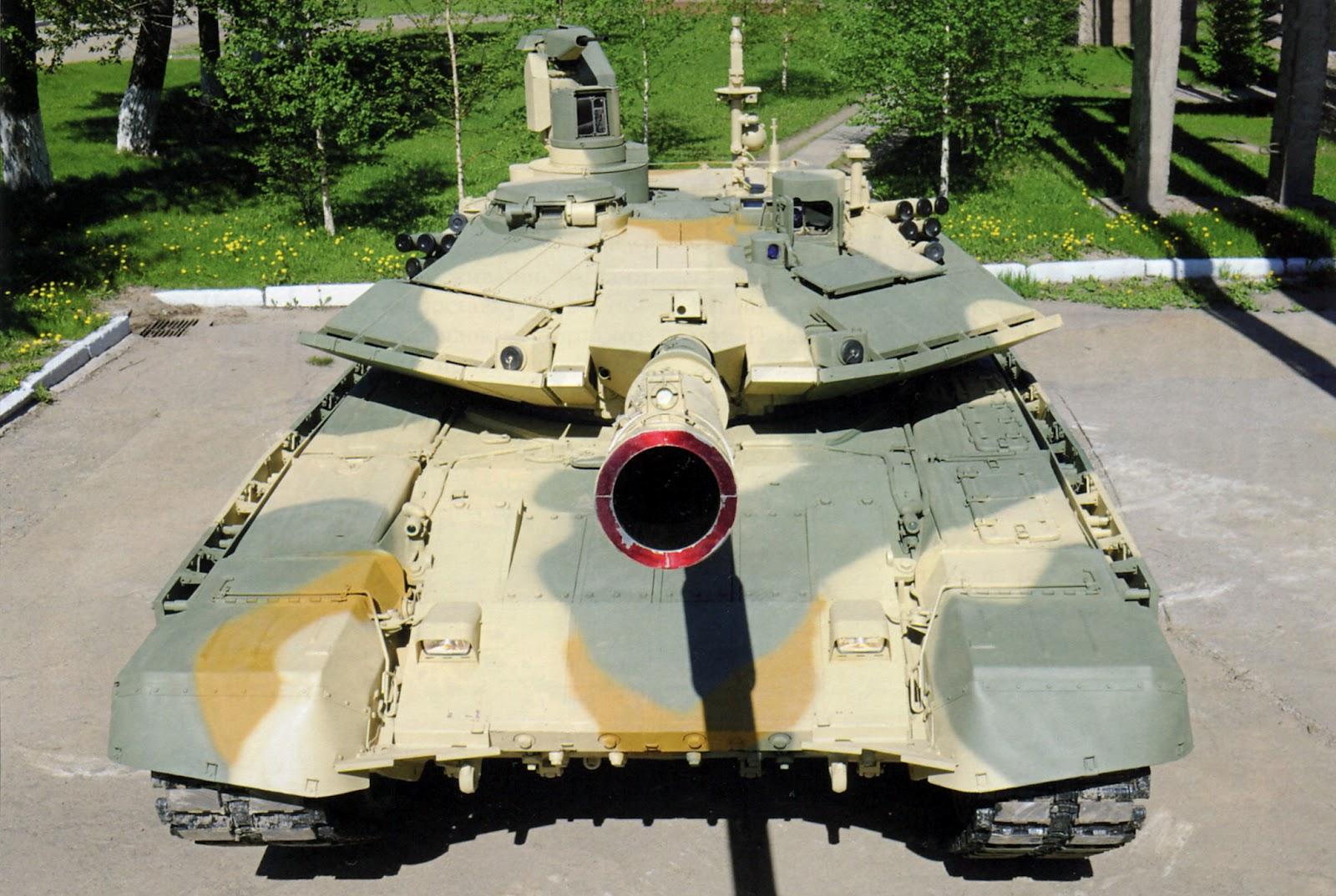 Vídeo: Belas imagens do MBT Uralvagonzavod T-90MS