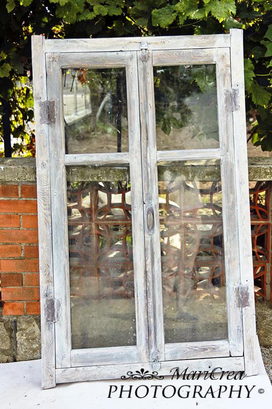 Vecchia finestra.