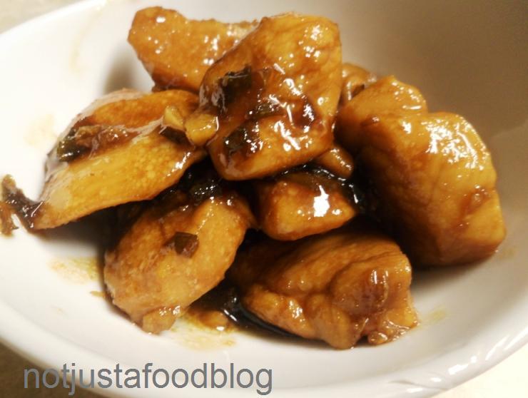 Bourbon Chicken Not Just A Food Blog