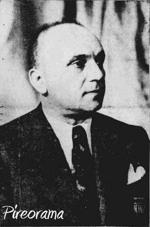 Δήμαρχος Πειραιώς Μιχάλης Μανούσκος