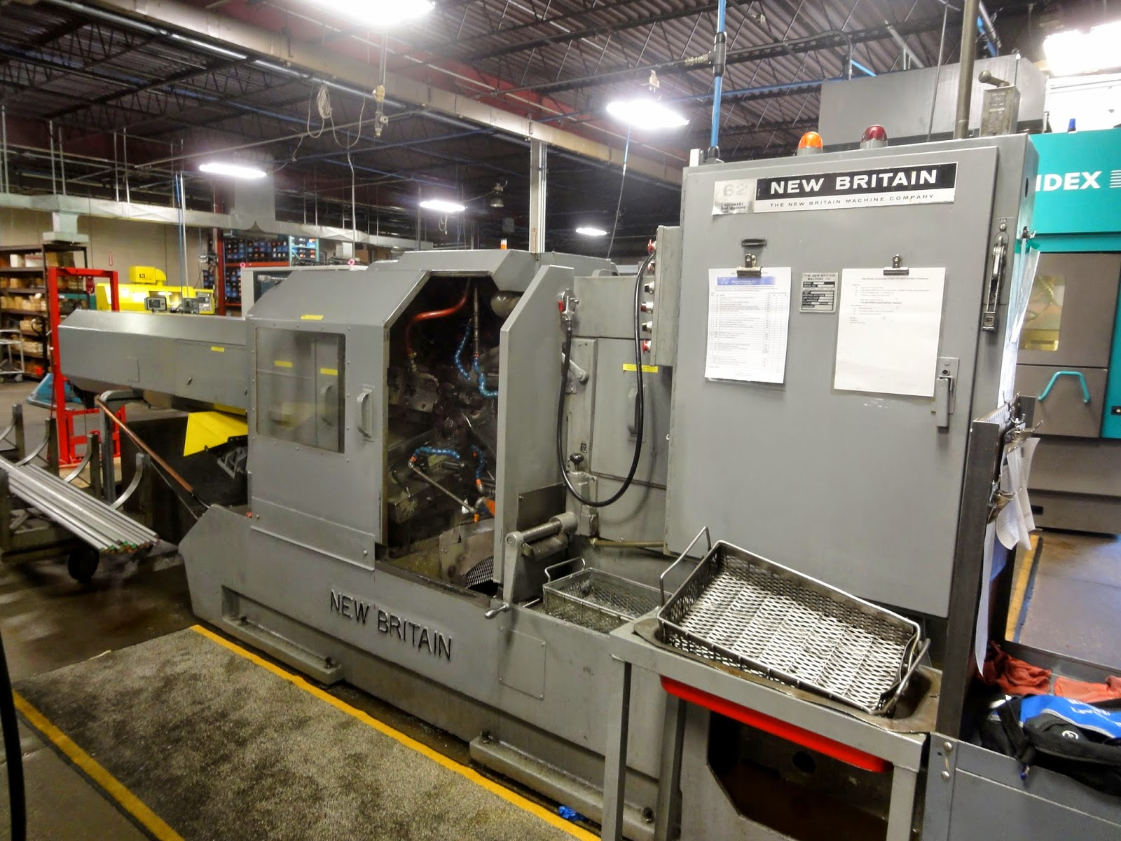 new britain machine tool
