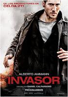 invasor alberto amann poster